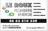 Ent. LE ROUX