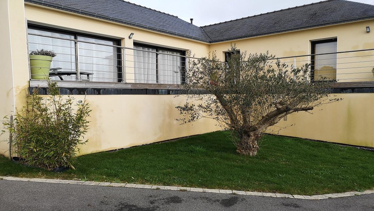 Belle maison contemporaine T5 – LE FAOU
